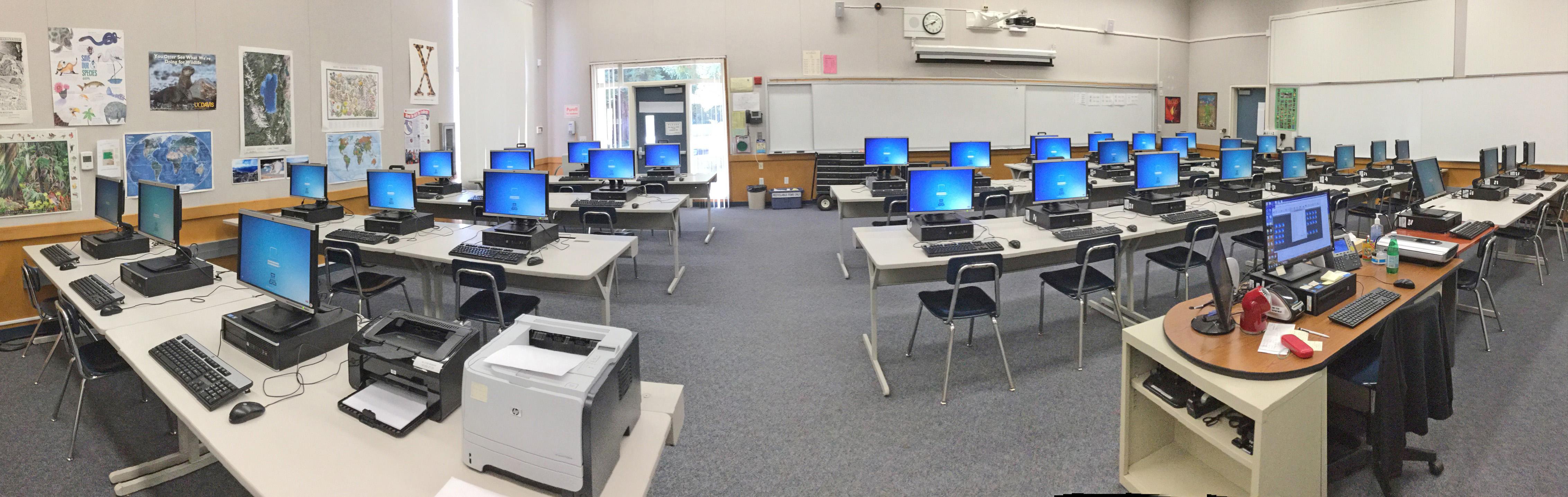 staff computer lab use 316 computer lab
