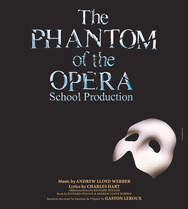 Campolindo Choral Music presents The Phantom of the Opera